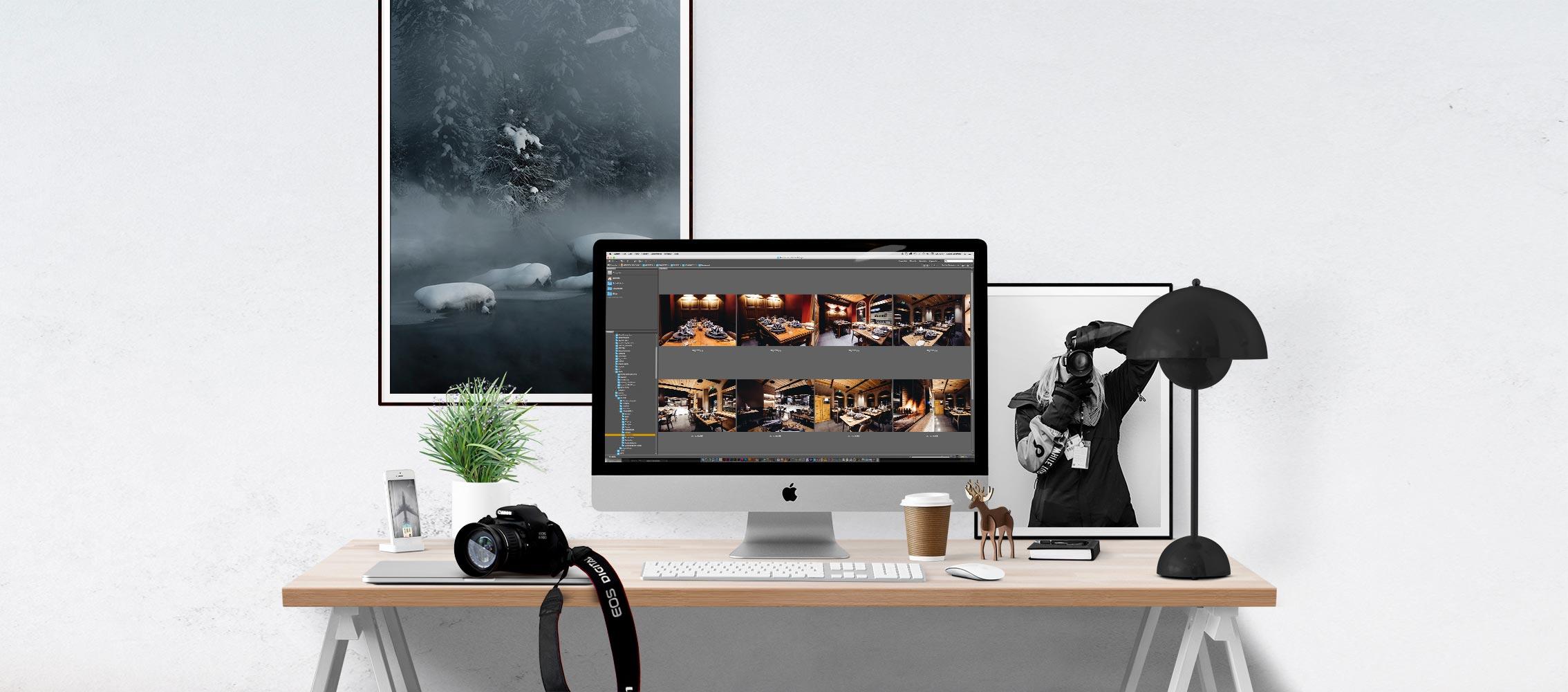 Design Terminal Foto Video