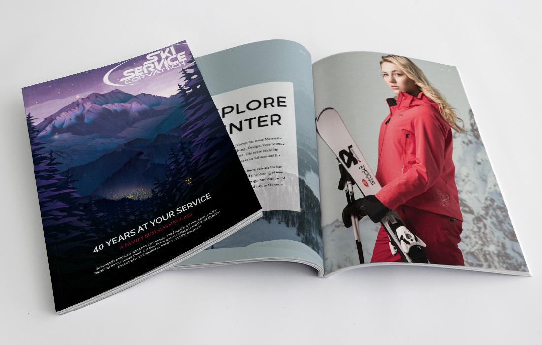 Skiservice Corvatsch Magazin Winter_2016