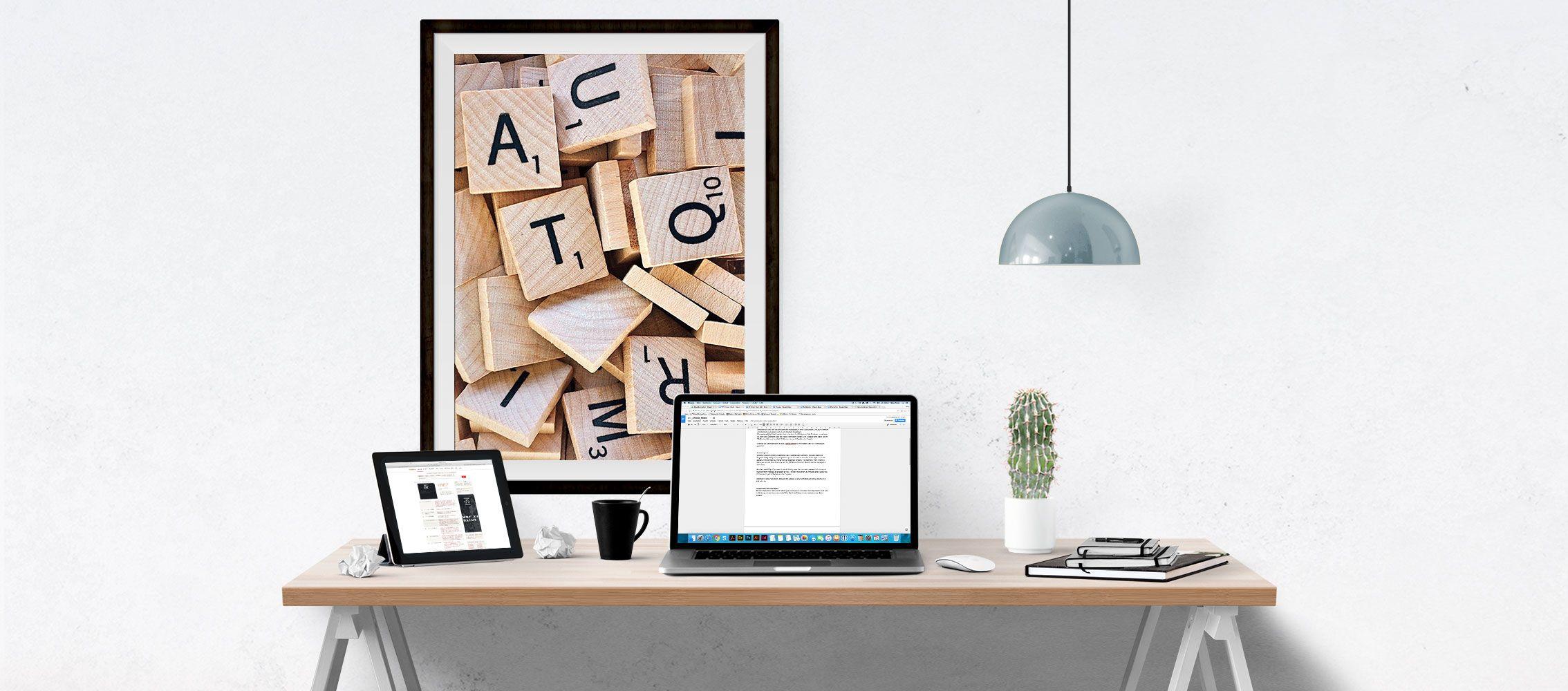 Design Terminal, Kommunikation